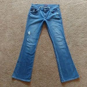 James Jeans Size 31 Nuboot
